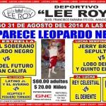 Deportivo Lee Roy 8/31/14