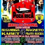 Nueva Arena Poza Rica 8/31/14
