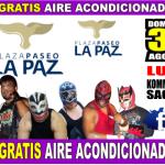 Plaza Paseo La Paz 8/31/14